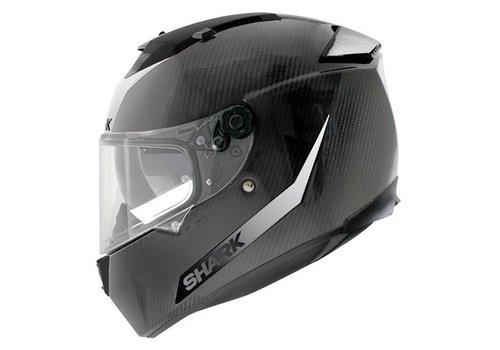 Shark Speed-r Carbon Skin Helm Wit Zwart