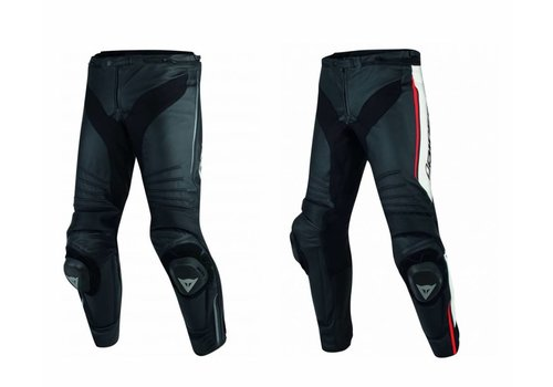 Dainese Misano Leather Pants Black