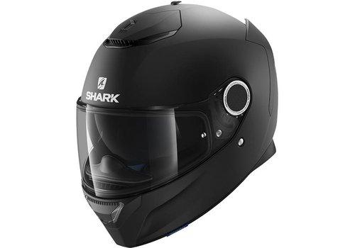 Shark Spartan 1.2 Mat Zwart KMA Helm