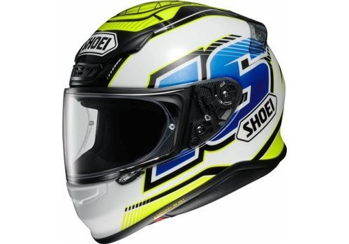 Shoei NXR Cluzel TC-3 Casco