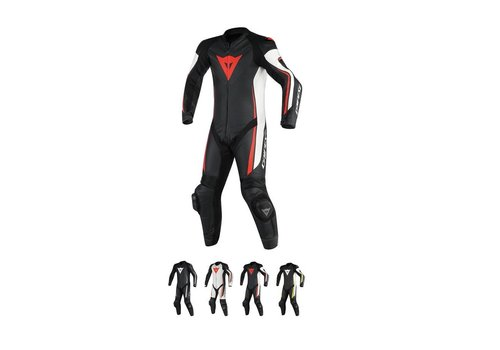 Dainese Assen Perforated Tuta Pelle