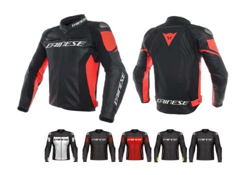 Dainese Racing 3 Perforated Motorjas