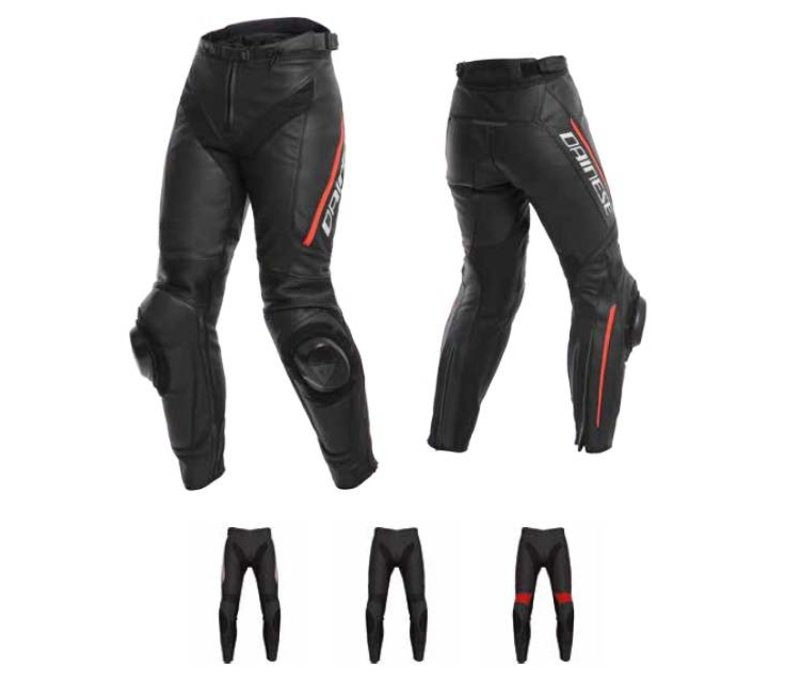 Dainese Dainese Delta 3 LADY Leather Pants