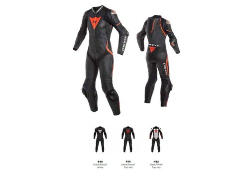 Dainese Laguna Seca 4 Perforated LADY 1-Piece Racing Suit