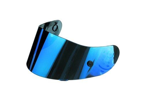 AGV GP-TECH/ T-2 IRIDIUM BLUE VISOR