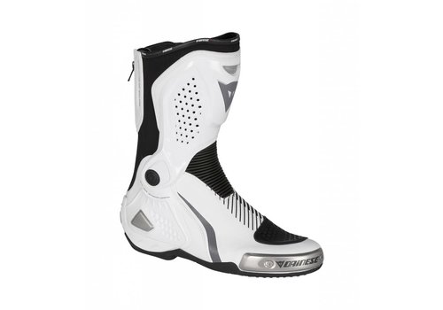 Dainese Torque RS OUT Motorlaarzen Bianco Nero Antracite