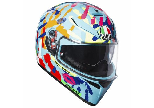 AGV K3 SV Misano 2014 шлем