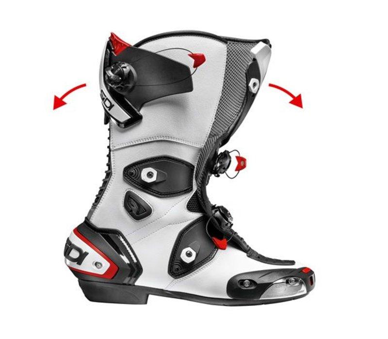 Sidi Mag 1 White Black AIR boots