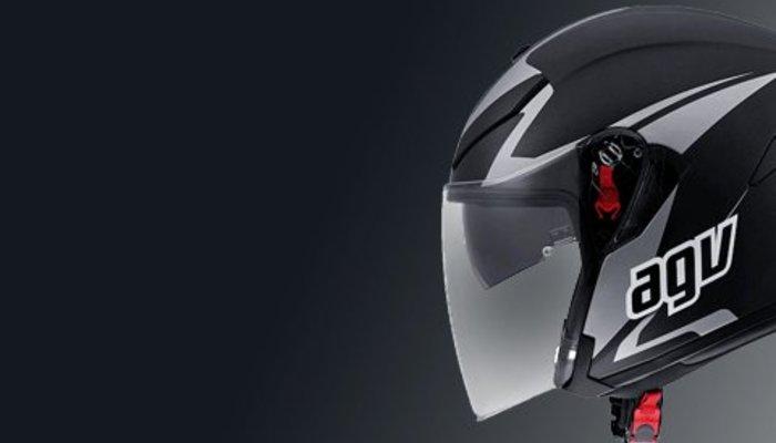 Jet helmen
