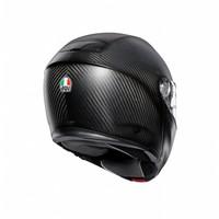 AGV Sportmodular Carbon Matt Black Helmet - Free Shipping