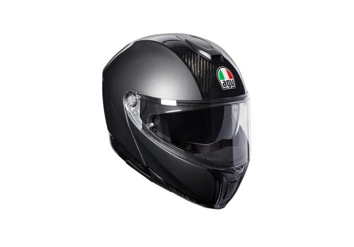 AGV Sportmodular Carbon Dark-Grey Helm
