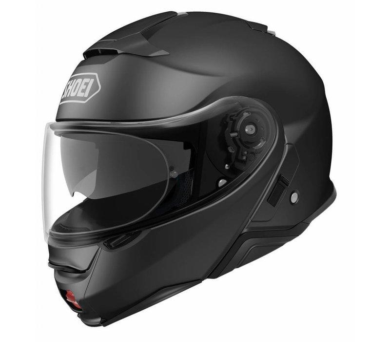 Buy Shoei Neotec 2 Matt Black Helmet? + 50% discount Extra Visor!