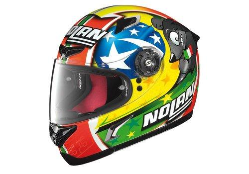 Nolan X-802R Marco Melandri Misano casco