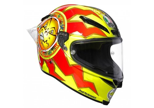 AGV Pista GP R Rossi 20 Years Kask - Limited Edition
