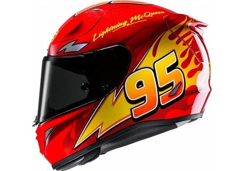 HJC RPHA 11 Lightning McQueen Disney Pixar Helm