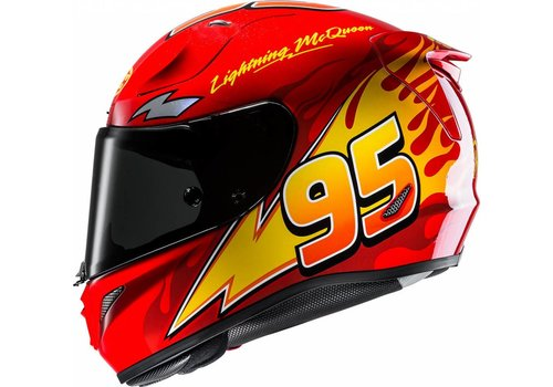 HJC RPHA 11 Lightning McQueen Disney Pixar шлем