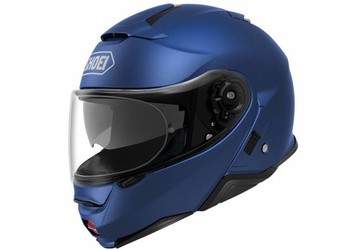 Shoei Neotec 2 Casco Mate Blu