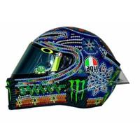 AGV Pista GP R Winter Test 2018 Rossi Helmet