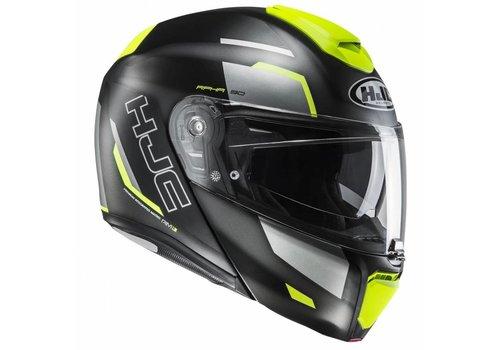 HJC RPHA 90 Rabrigo Helm Zwart Geel