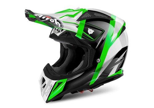 Airoh Aviator 2.2 Revolve Green Gloss Helmet