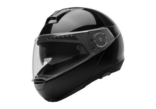 Schuberth C4 Helm Zwart Glanzend