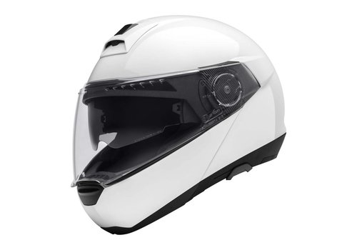 Schuberth C4 Helm Wit Glanzend