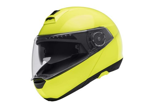 Schuberth C4 Helmet Yellow Fluo