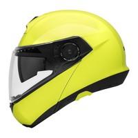 Schuberth C4 Helmet Yellow Fluo