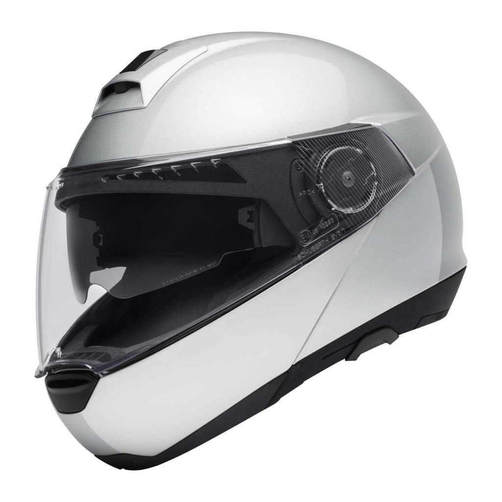 236ba182 Schuberth C4 Helmet Silver - Free Shipping! - Champion Helmets ...