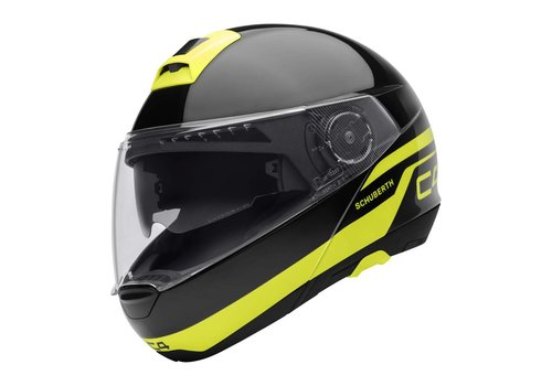 Schuberth C4 Pulse Zwart Helm