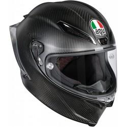 AGV AGV Pista GP R Matt Carbon Helm + Kostenloser Visier