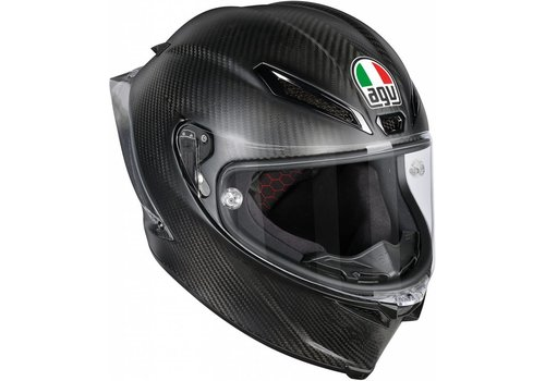 AGV Pista GP R Matt Carbon шлем
