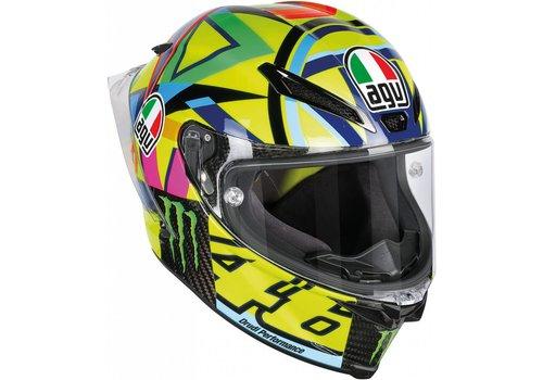 AGV Pista GP R Soleluna 2016 Valentino Rossi Casque