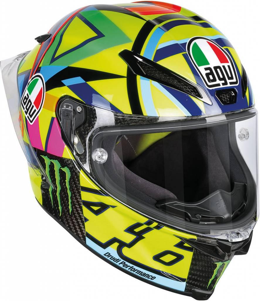 Agv Pista Gp R Soleluna 2016 Helmet Champion Helmets Motorcycle Gear