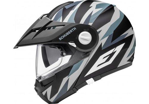 Schuberth E1 Rival Grey Helm