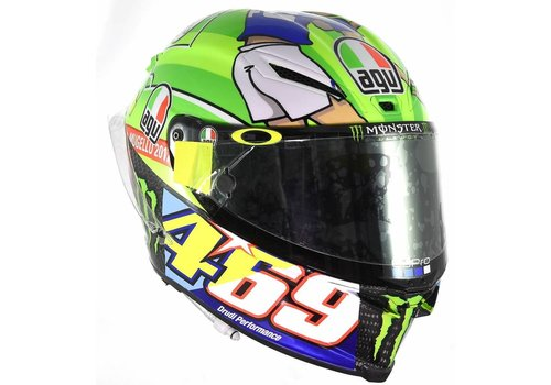 AGV AGV Pista GP R Mugello 2017 Helm - Limited Edition