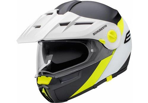 Schuberth E1 Gravity Yellow  Шлем