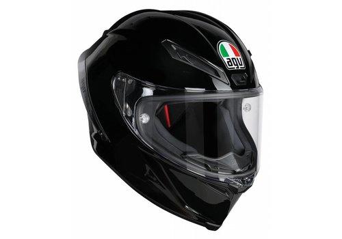 AGV Corsa R Глянцевый черный шлем