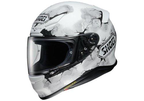 Shoei NXR Ruts TC-6 Helm Casque