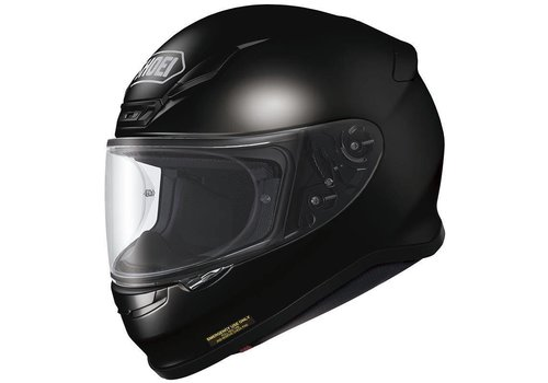 Shoei NXR Helm Zwart