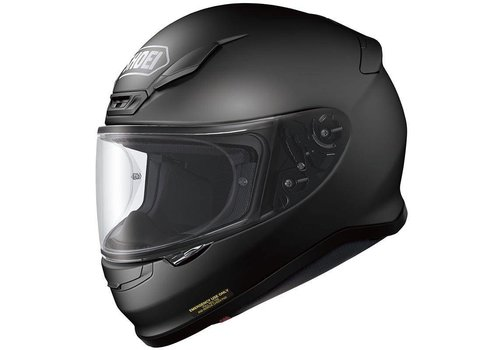 Shoei NXR Casco Matt Nero