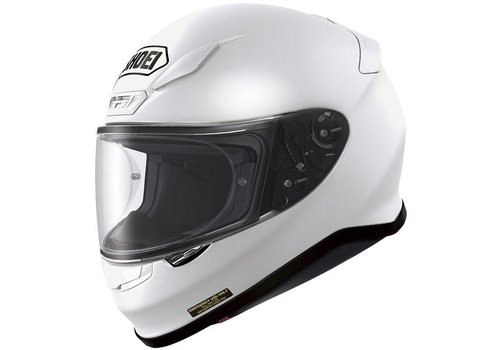 Shoei NXR Helm Wit