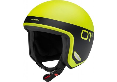 Schuberth O1 Ion Yellow Casque