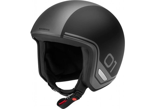 Schuberth O1 Era Black Helmet
