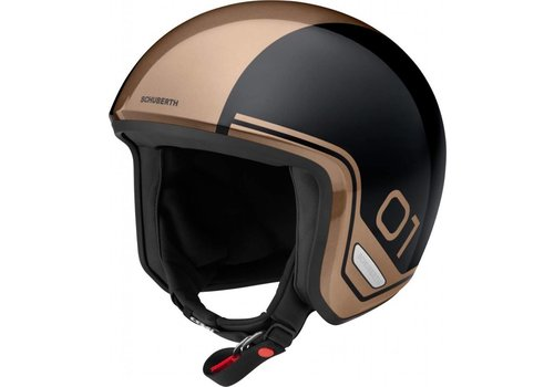 Schuberth O1 Era Bronze Helmet
