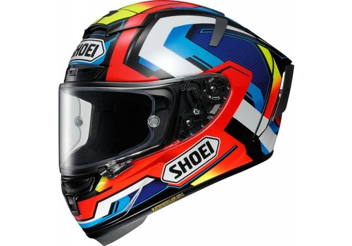 Shoei X-Spirit III Brink TC-1 Helmet