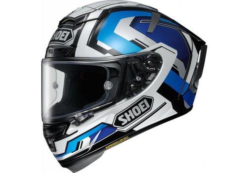 Shoei X-Spirit III Brink TC-2 Helmet