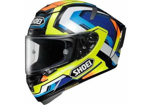 Shoei X-Spirit III Brink TC-10 Helm