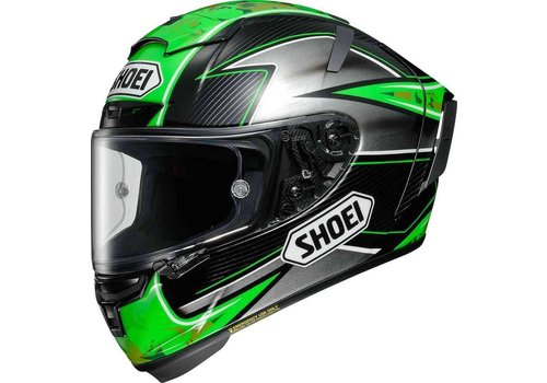 Shoei X-Spirit III Laverty TC-4 Helm
