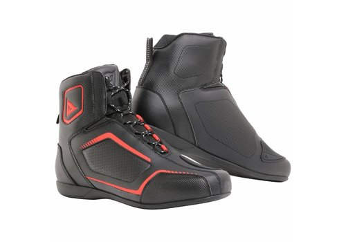 Dainese Raptors AIR Baskets Rouge